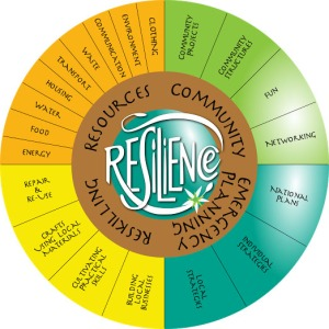 the resilience wheel