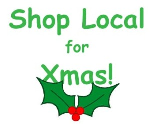 buy local for xmas