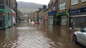 Hebden Bridge floods