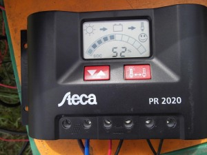 solar power regulator