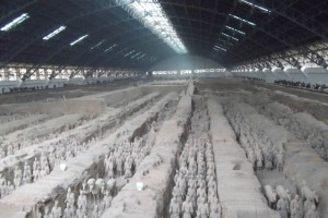 The Terracotta Army legion