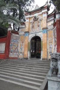 Main gate White Emporer City