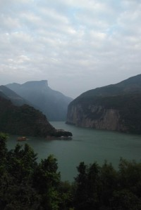 Strategic entrance to 3 gorges seen from WEC