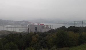 view of 3G dam