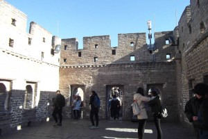 Great Wall third guardhouse