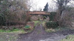 towntree farm red brick gateway