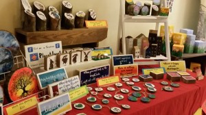 chard art stall march 2018