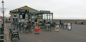 Bay View Cafe Burnham on sea May 2018