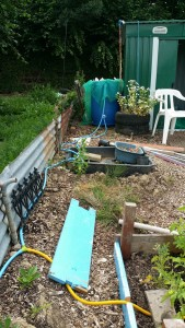 allotment irrigation