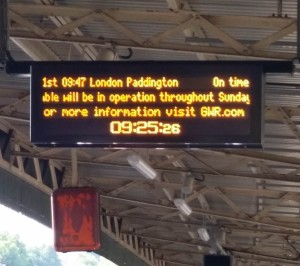 temple meads train timetable trouble
